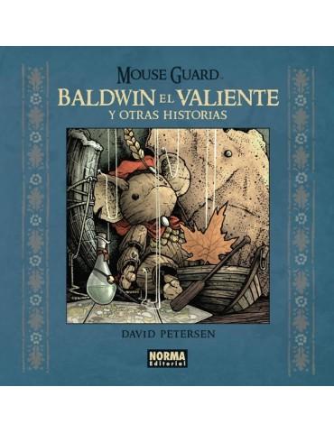 Mouse Guard. Baldwin el...