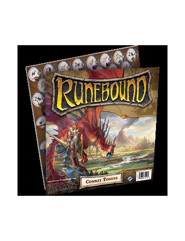 Runebound: Fichas de combate