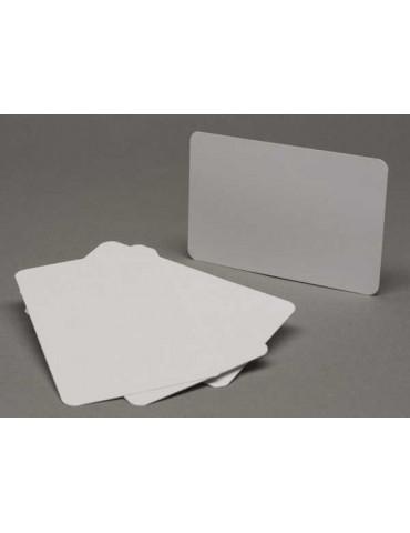 Cartas en blanco grandes...