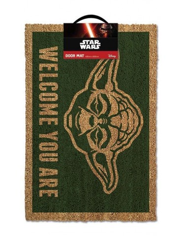 Felpudo Star Wars Yoda 40 x...