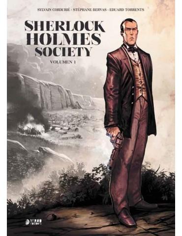 Sherlock HolmesSociety 1