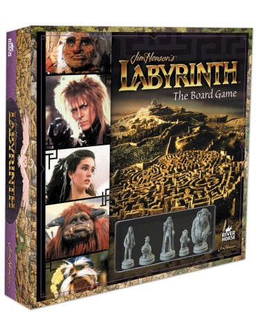 Jim Henson's Labyrinth (Inglés)