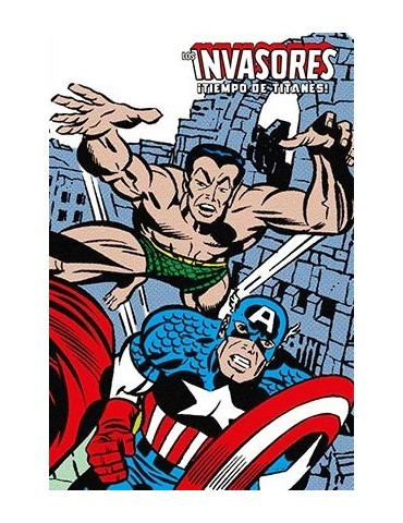Los Invasores 2 (Marvel...