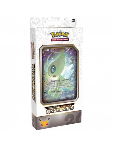 Pokémon Singulares: Celebi