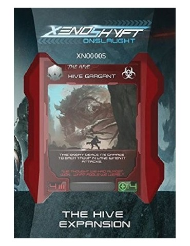 XenoShyft: Onslaught - Hive...