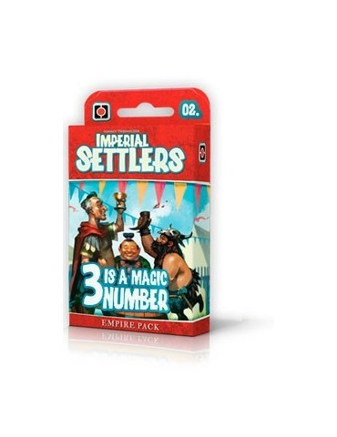 Imperial Settlers: 3 Is a...