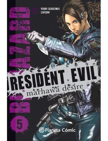Resident Evil nº 05 (de 5)