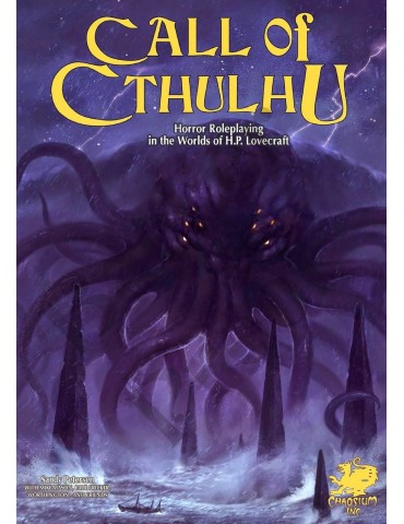 Call of Cthulhu 7th Ed....
