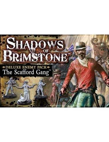 Shadows of Brimstone: The...