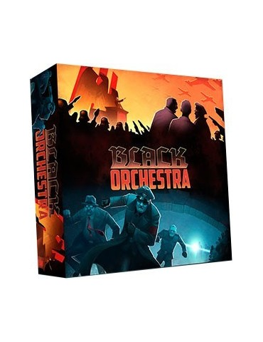Black Orchestra: Second...