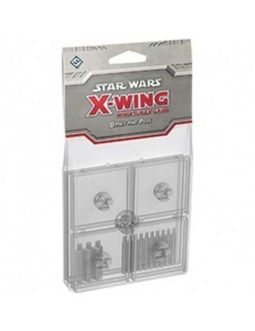 X-Wing: Peanas y clavijas...