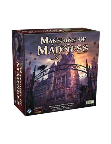 Mansions of Madness Second...