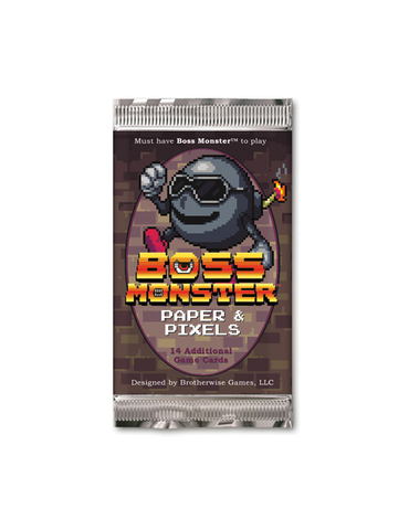 Boss Monster: Paper &...