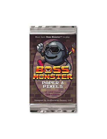 Boss Monster: Paper &...