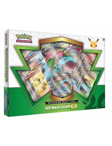 Pokémon: Caja Venusaur - Ex