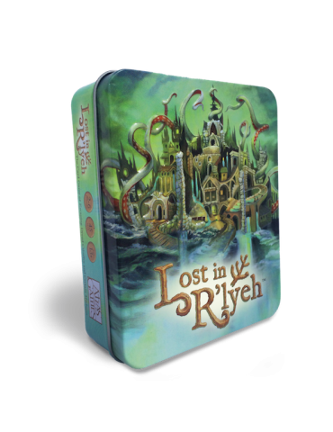 Lost in R'lyeh (Inglés)
