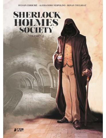Sherlock Holmes Society 2