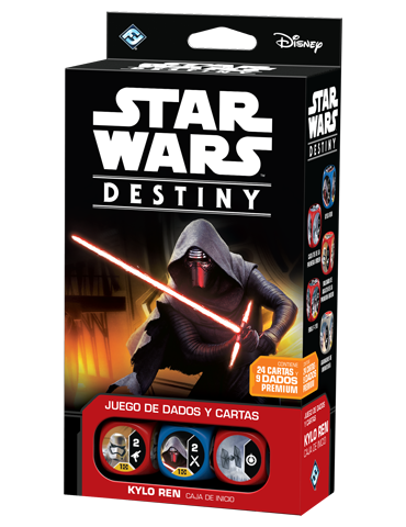 Star Wars: Destiny - Caja...