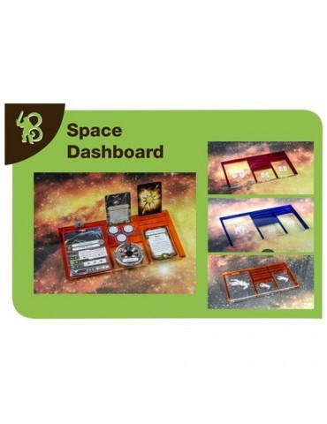 Dashboard Rebelde para X-Wing