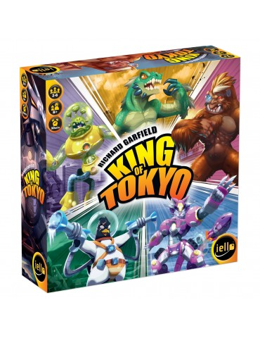 King of Tokyo: New Edition...
