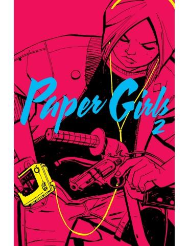 Paper Girls nº 2