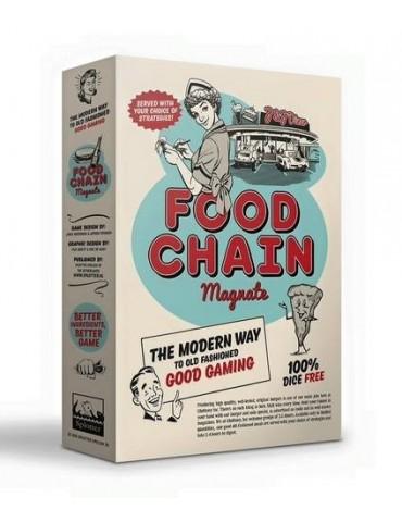 Food Chain Magnate (Inglés)
