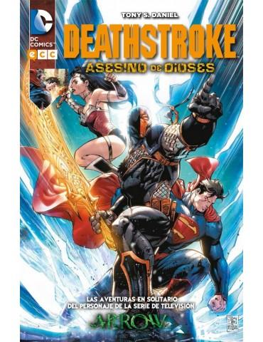 Deathstroke: El Asesino de...