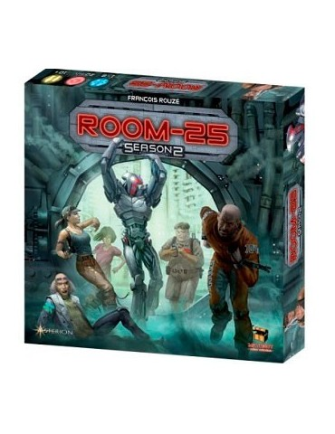 Room 25: Season 2 (Inglés)