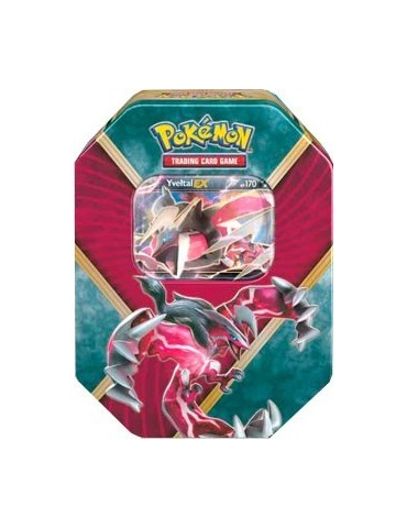 Pokémon Caja metálica...