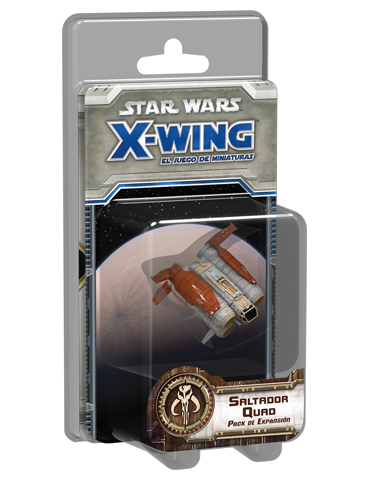 Star Wars X-Wing: Saltador...