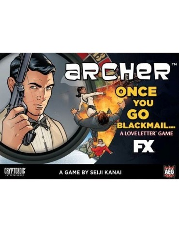 Archer: Once You Go...