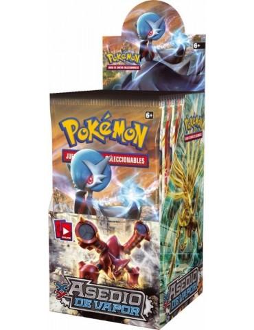 Pokémon XY: Asedio de Vapor...