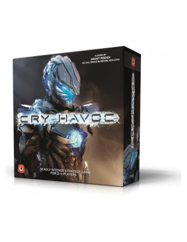 Cry Havoc (Inglés)
