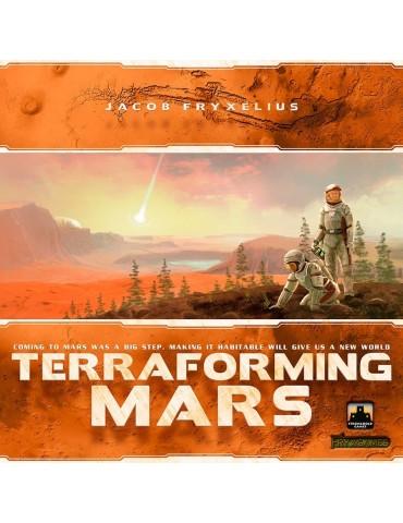 Terraforming Mars (Inglés)