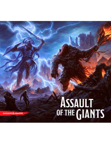 Dungeons & Dragons: Assault...