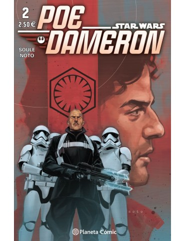 Star Wars: Poe Dameron nº...