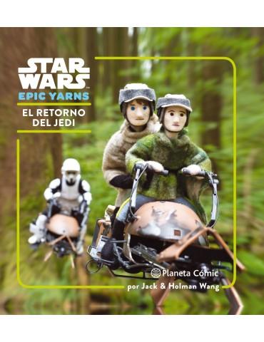 Star Wars Epic Yarns nº...