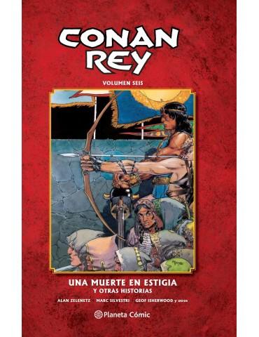 Conan Rey nº 06: Una muerte...