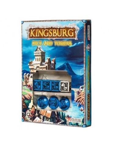 Kingsburg: Set de dados y...