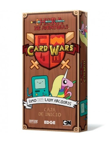 Card Wars - BMO contra Lady...