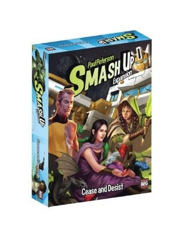 Smash Up: Cease and Desist