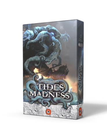 Tides of Madness (Inglés)