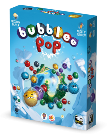 Bubblee Pop (Inglés)