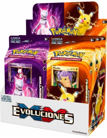 Pokémon XY: Evoluciones -...