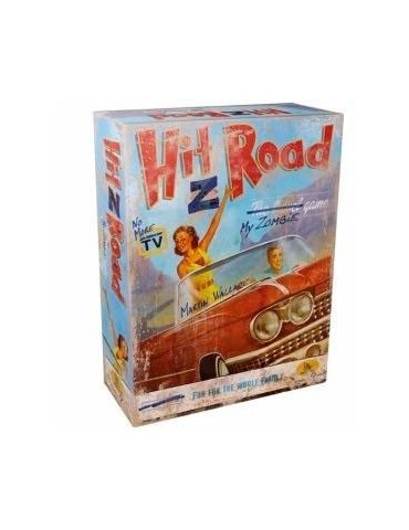 Hit Z Road (Castellano)