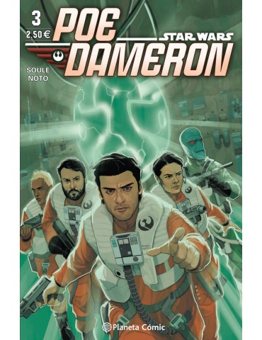 Star Wars: Poe Dameron nº 03