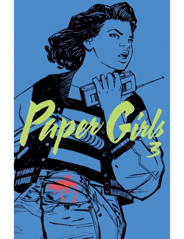 Paper Girls nº 3