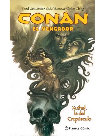 Conan El vengador nº 03 (de 4)