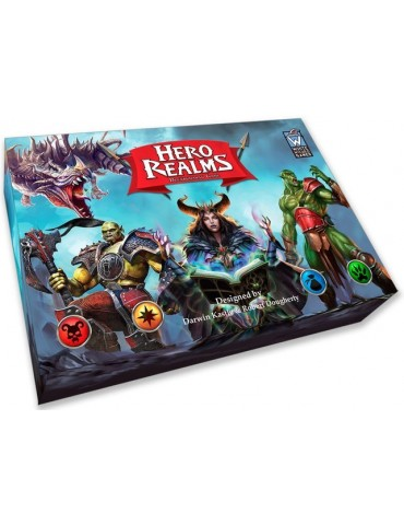 Hero Realms (Inglés)