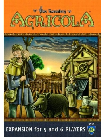Agricola: Expansion for 5...